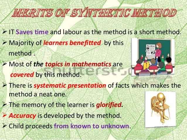 analytical and synthetic approach Synthetic definition, of, pertaining to, proceeding by, or involving synthesis (opposed to analytic) see more.