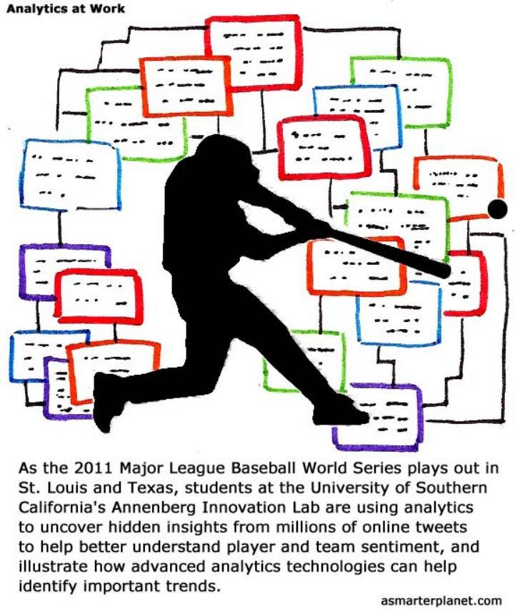 Analytics and the World Series 2