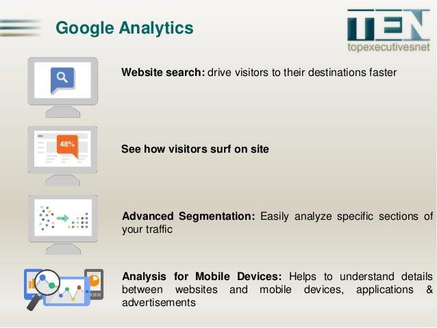 TEN Digital - Google Analytics - EN Slide 3