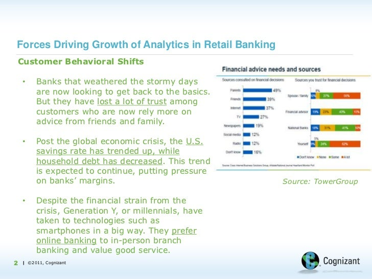 How Analytics Can Transform the US Retail Banking Sector
