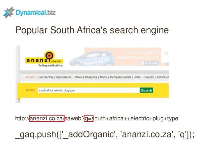 Ananzi search engine