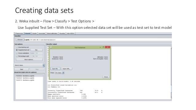 how to create training set and test set epinion dataset