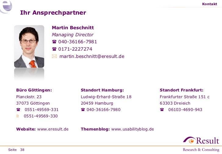 Kontakt       Ihr Ansprechpartner                      Martin Beschnitt                      Managing Director            ...