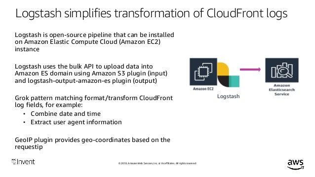 Analyze Amazon CloudFront and Lambda@Edge Logs to Improve Customer Ex…