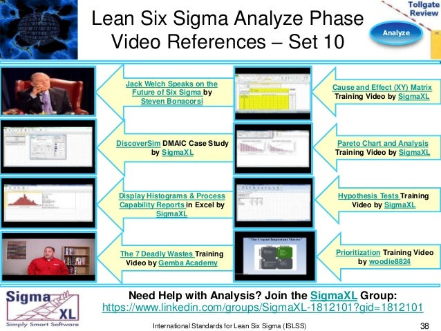 six sigma project examples manufacturing