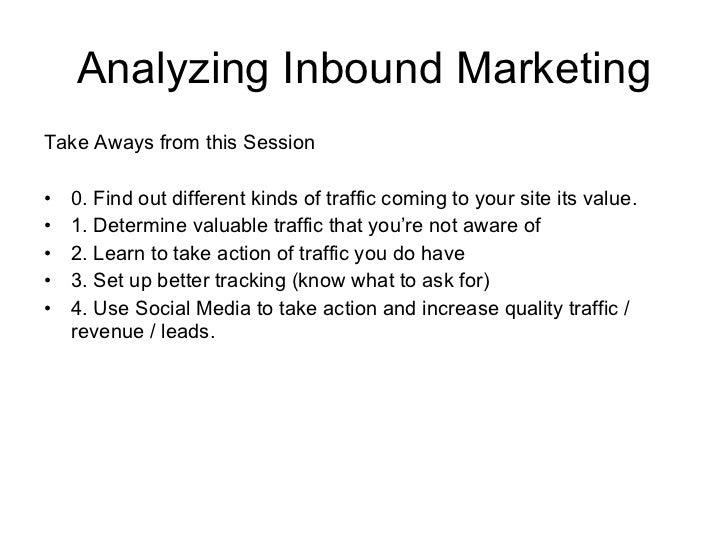 #10 IMU: Analyzing Inbound Marketing (AZ401) Slide 3