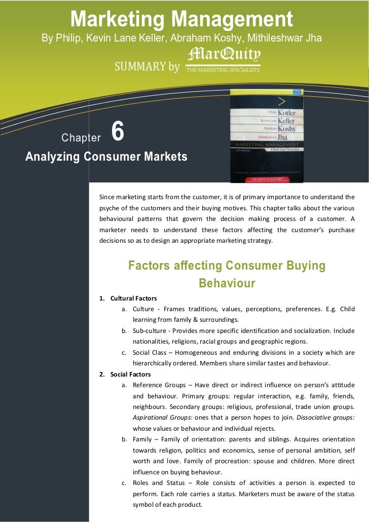 analyzing consumer markets docx Abstract: this paper is about analyzing consumer markets and business market  in general view of islamic manufacturing practice imp is a.