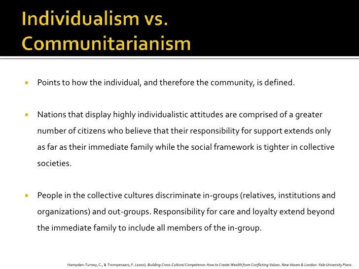 Communitarian or Discriminatory Interact