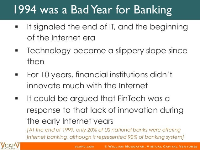 Blockchain 2015: Analyzing the Blockchain in Financial Services Slide 3