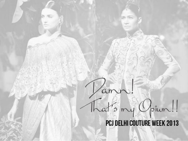 Anamika at The Pcj Dehli Couture Week 2013 Each outfit that adorned the ramp by designer Anamika Khanna was gorgeous and v...