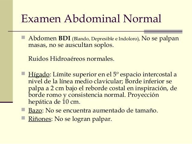 Duele la parte inferior del vientre y los riñones a la derecha