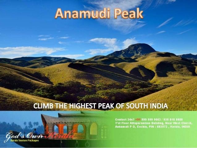 Anamudi, Eravikulam National Park