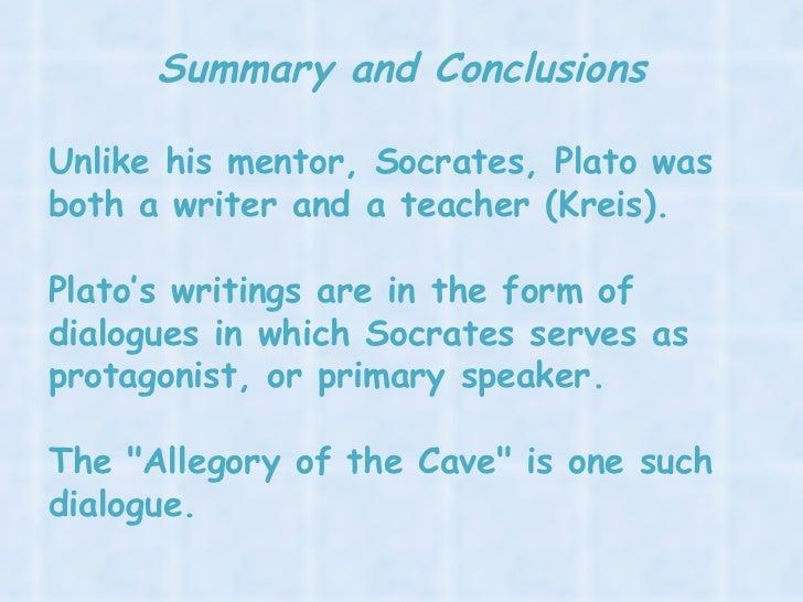 plato dialogues summary