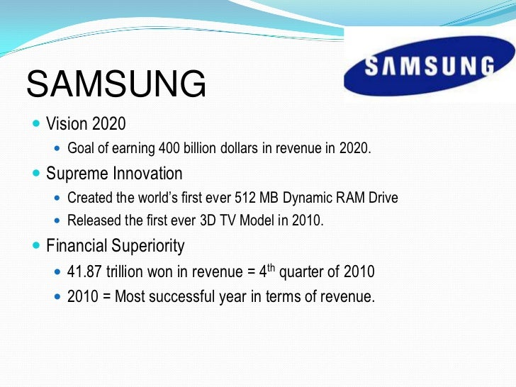 SAMSUNG VISION 2020 PDF DOWNLOAD