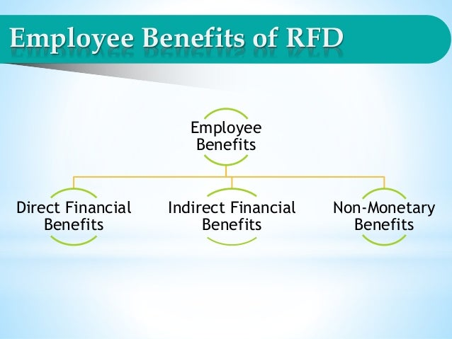 An analysis of the benefits of the differences in employees