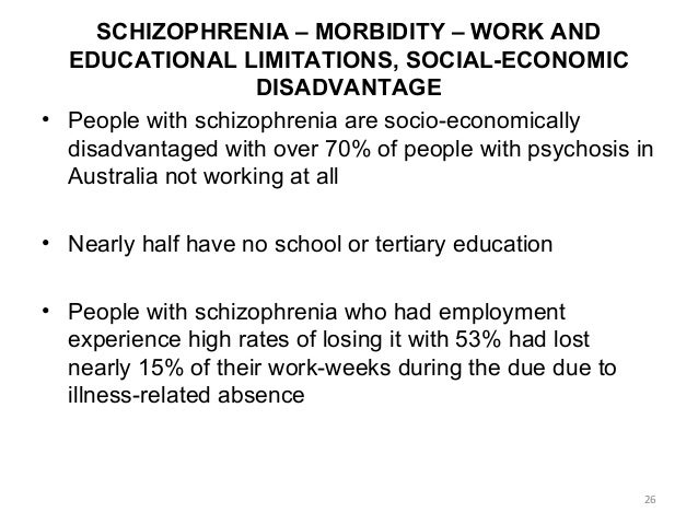 an analysis of term schizophrenia Essay on definition of schizophrenia - definition of schizophrenia when someone cannot tell the difference between what is real and what is imaginary, they may be described as having a 'psychotic' illness the most common type of psychosis is schizophrenia.