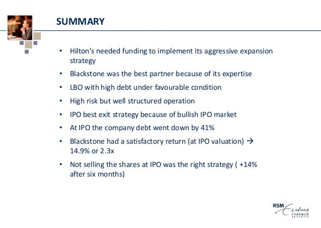 strategic analysis of hilton hotels Research and markets ( ) has.