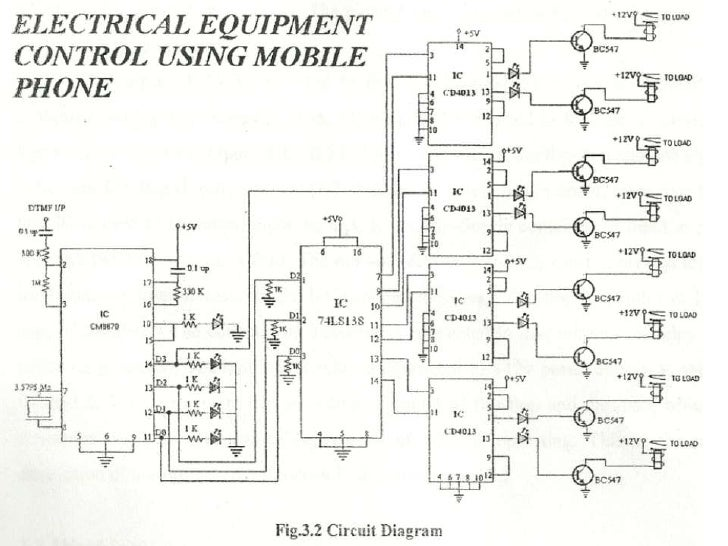 mini electrical project rh slideshare net ieee mini projects for ece with circuit diagram Mini Projects Circuits for ECE