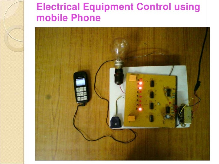 MINI ELECTRICAL PROJECT