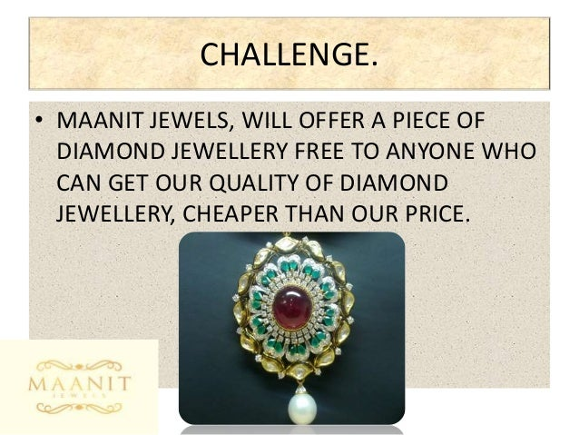 Anand Hinduja of Maanit Jewels 8 minute Feature Presentation