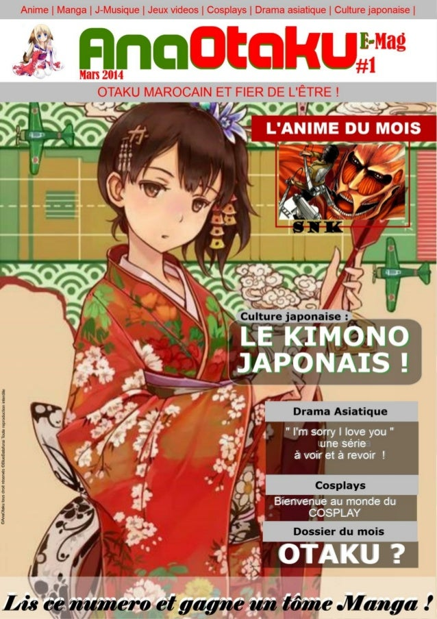AnaOtaku N°1