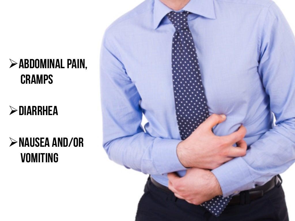 abdominal spasms with vomiting adult