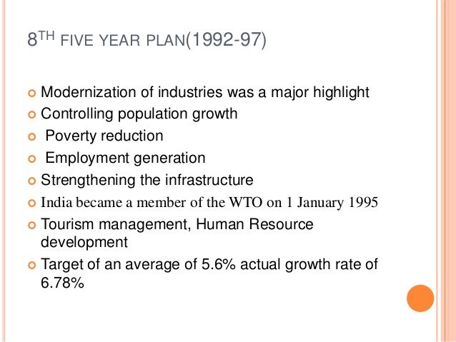 Economic Planning in India : Introduction, Achievements and Failures
