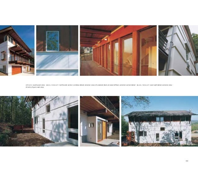 The Works of Marlon Blackwell An Architecture of the Ozarks