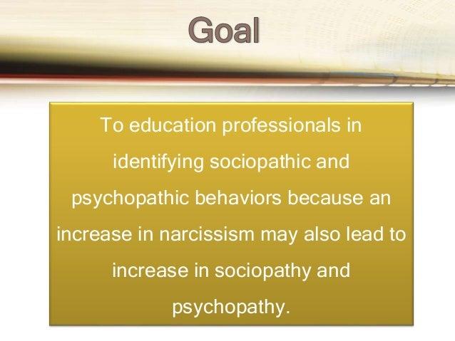 • Criminal behavior • Lies, deceives, and manipulates • Aggression towards others • Disregards safety • Irresponsible