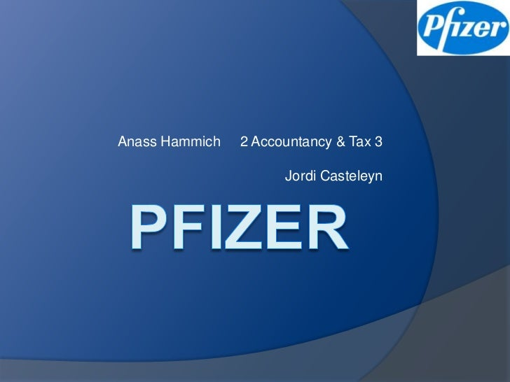 Anass Hammich     2 Accountancy & Tax 3Jordi Casteleyn  <br />Pfizer	<br />