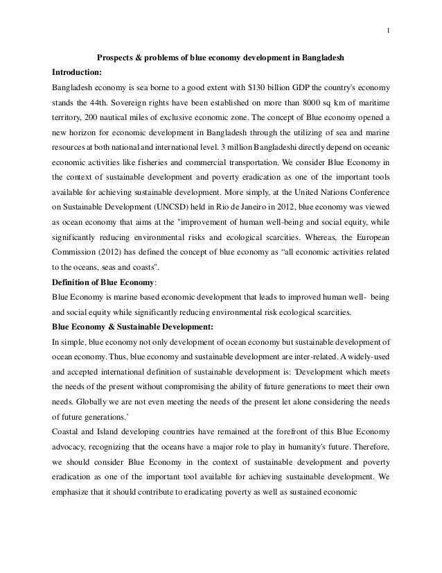 Food insecurity in bangladesh economics essay