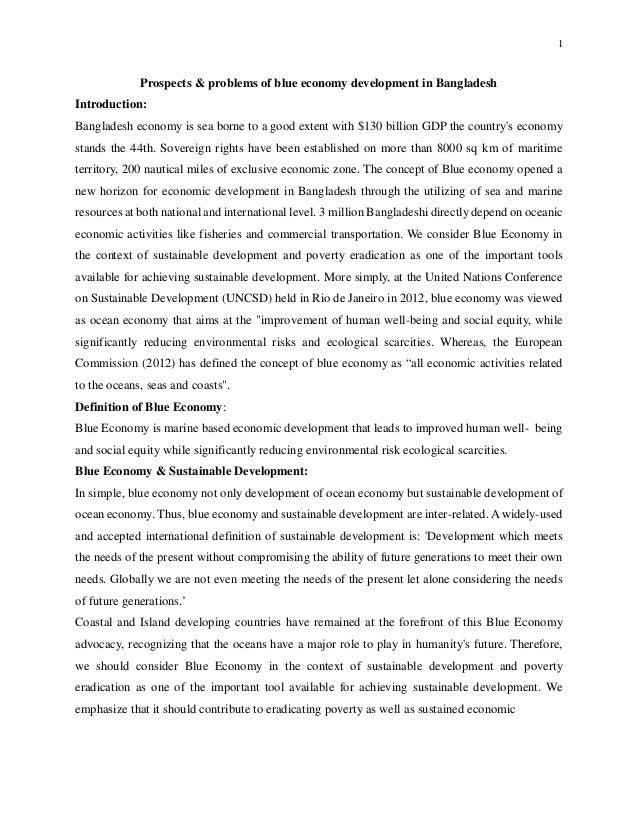 Food insecurity in bangladesh economics essay