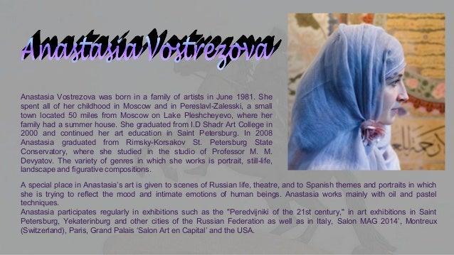 Anastasia Vostrezova5 Slide 2