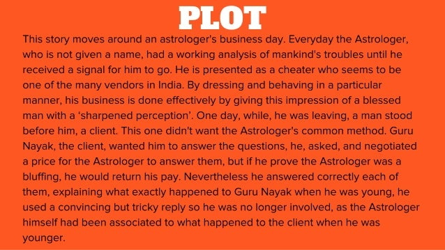 An Astrologer's Day Summary & Study Guide Description