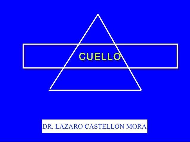 CUELLOCUELLO