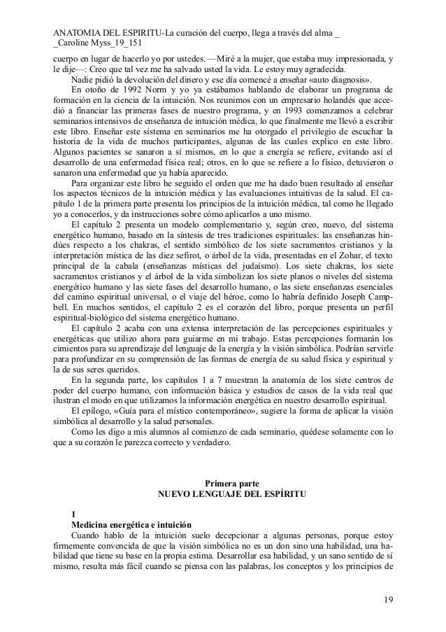 Bonito Caroline Anatomía Myss Del Espíritu Imágenes - Imágenes de ...