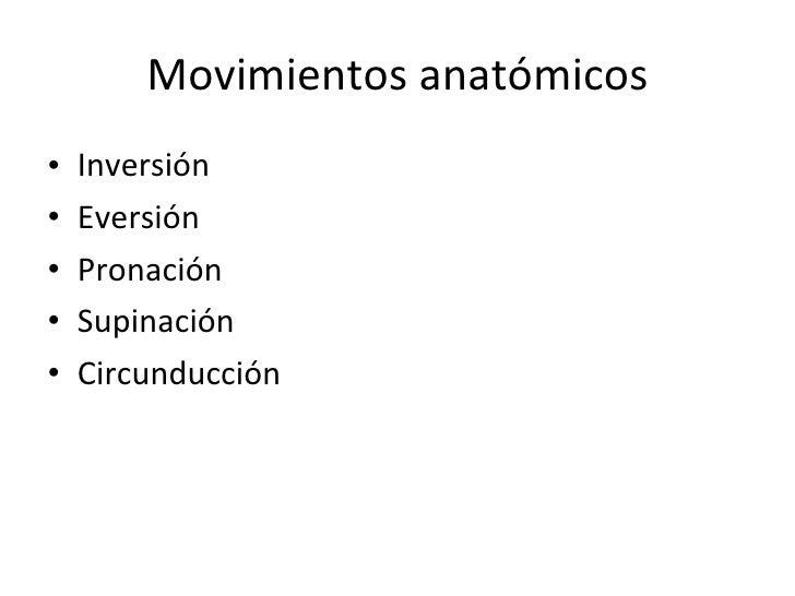 Anatomía general, introducción a la anatomia (1)