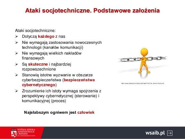 Anatomia ataku socjotechnicznego w aspekcie cybernetyczno-komunikacyjnym Slide 2