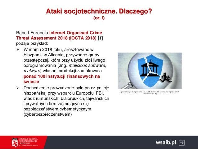 Anatomia ataku socjotechnicznego w aspekcie cybernetyczno-komunikacyjnym Slide 3