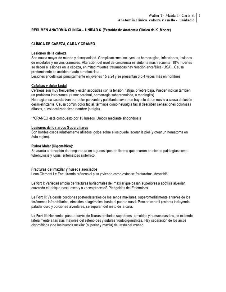 Dorable Cabeza De La Anatomía Y Preguntas Del Cuello Festooning ...