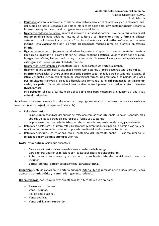 Excelente Anatomía Del Sistema Reproductor Femenino Canguro ...