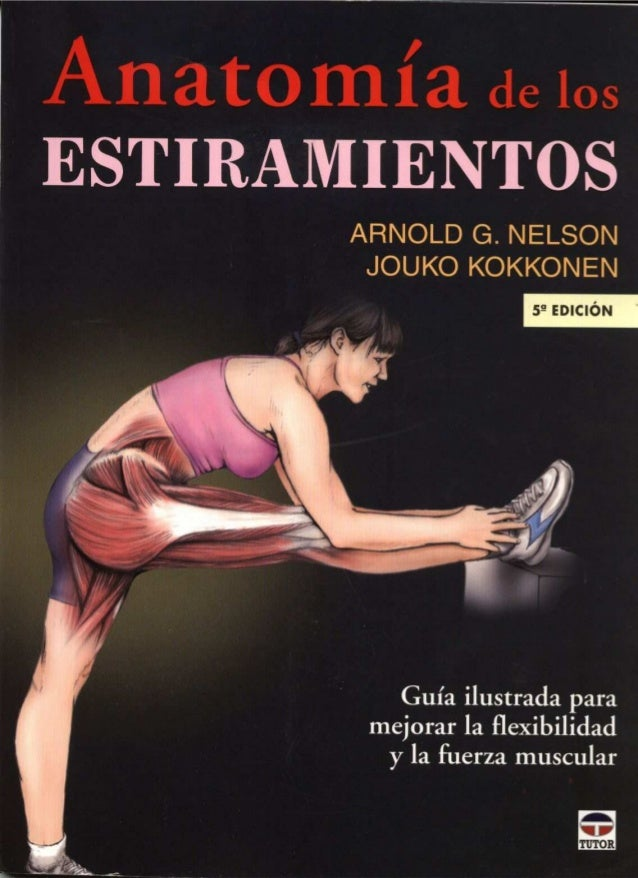Anatomia de los Estiramientos 5º ed.
