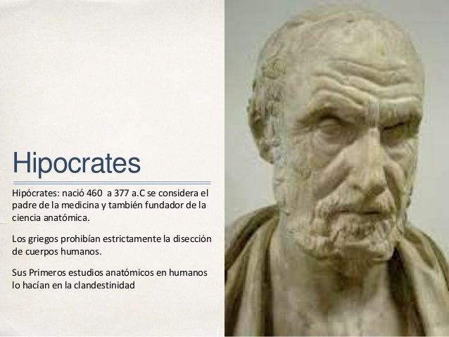 Historia de Anatomia Humana