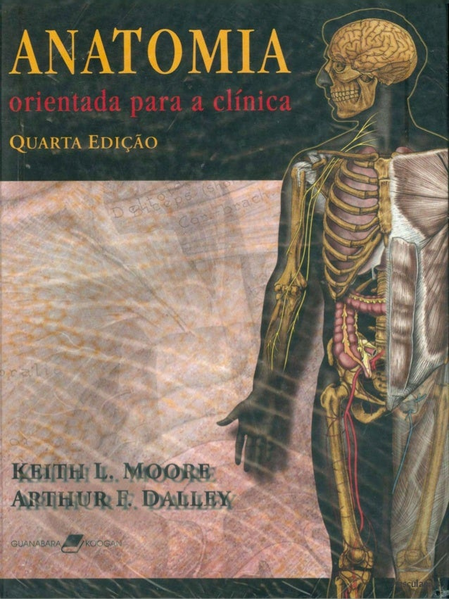 DE ANATOMIA KEITH BAIXAR LIVRO MOORE