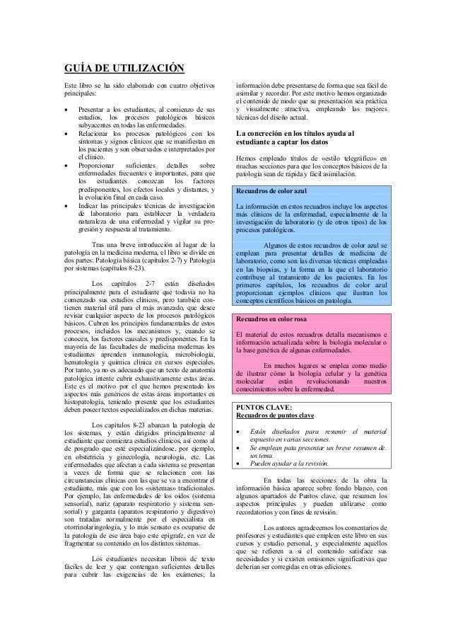 Anatomia patologica stevens