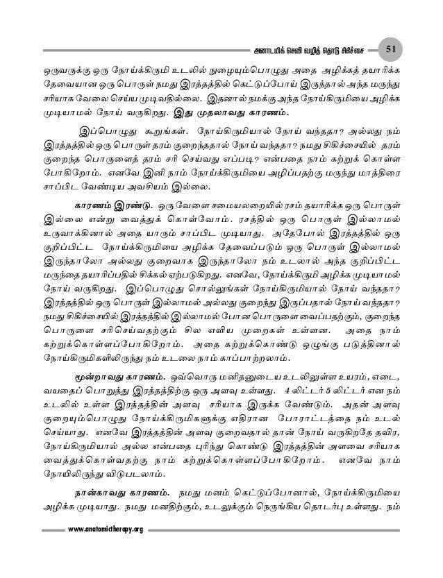 Niedlich Anatomie Therapie In Tamilisch Ideen - Anatomie Ideen ...