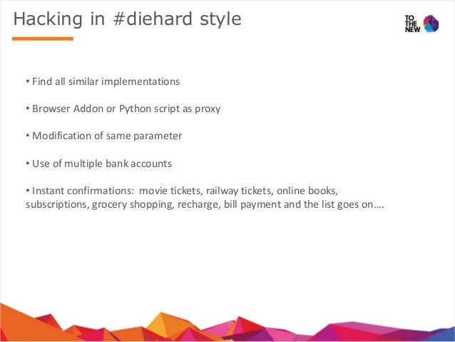 Anatomizing online payment systems: hack to shop