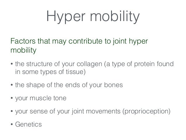 4 Components Of Movement Anatomy