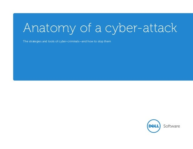 Page title appears here  Anatomy of a cyber-attack  This is placeholder body copy. Ebit doloreici te quo invendit maio. Eo...