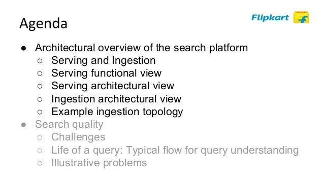 Query Rewriter (Spell Check, Concept, NLP, Intent, Augmentation,Retrieval/Scoring query formulation) Reverse Proxy (Geo Co...